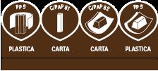 Pocket Coffee - EOU Decaffeinato T10