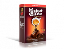 Pocket Coffee - Classico T18