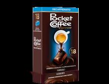 Pocket Coffee - Decaffeinato T18