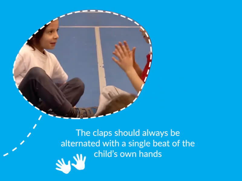 Video still of Hand Clapping