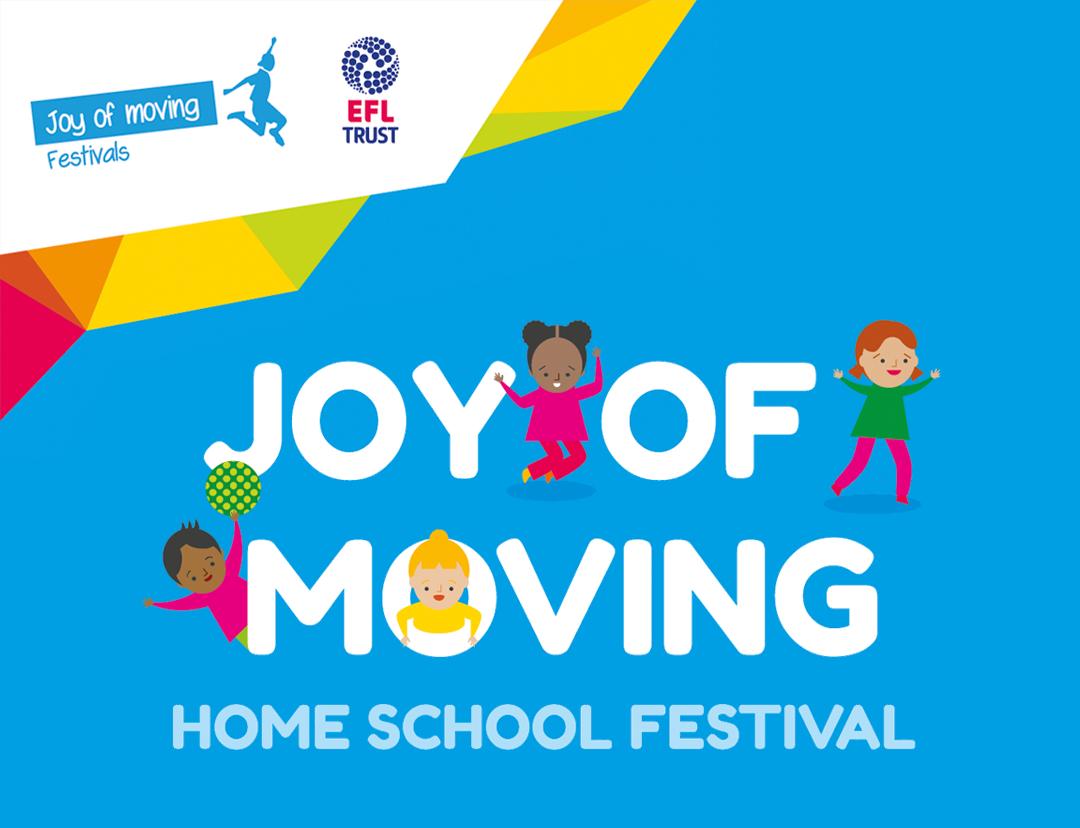 Joy of Moving Home School Festival EFLT