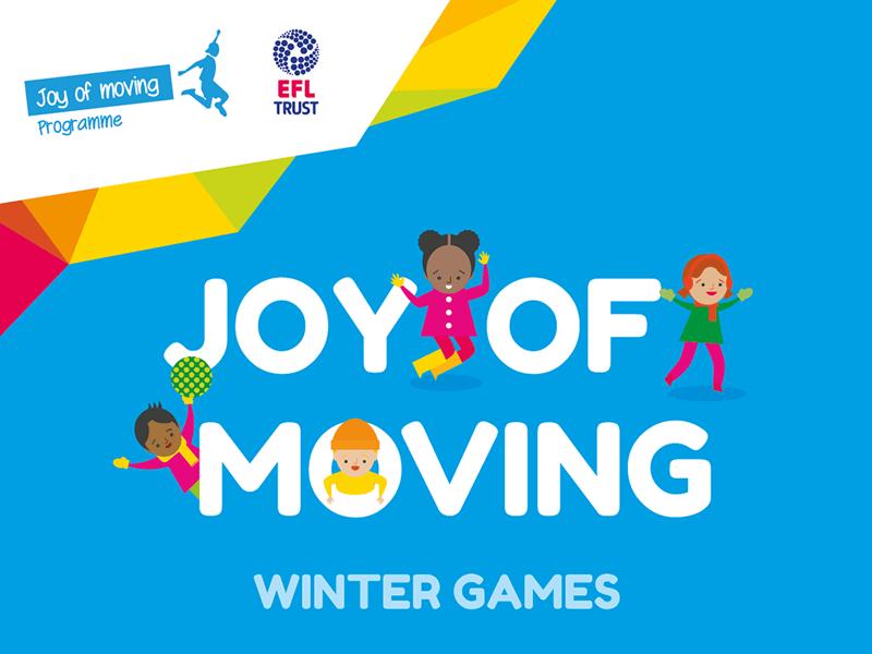 Joy of Moving Winter Games EFLT