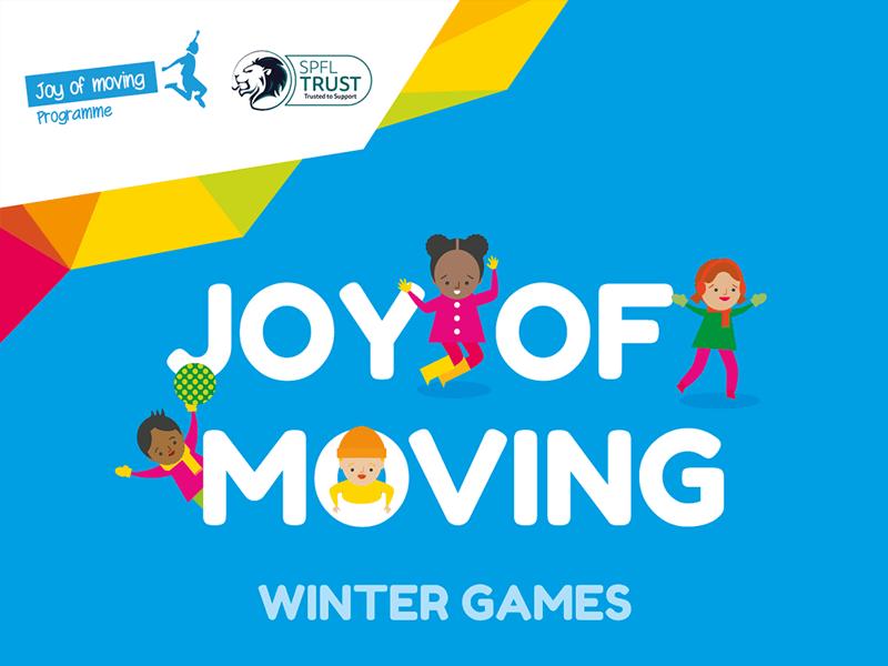 Joy of Moving Winter Games SPFLT