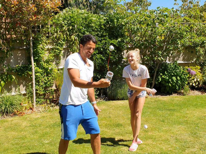 Peter Andre - Pause to Play - Day 2