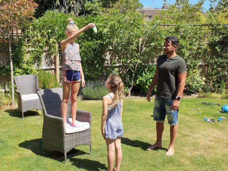 Peter Andre - Pause to Play - Day 4