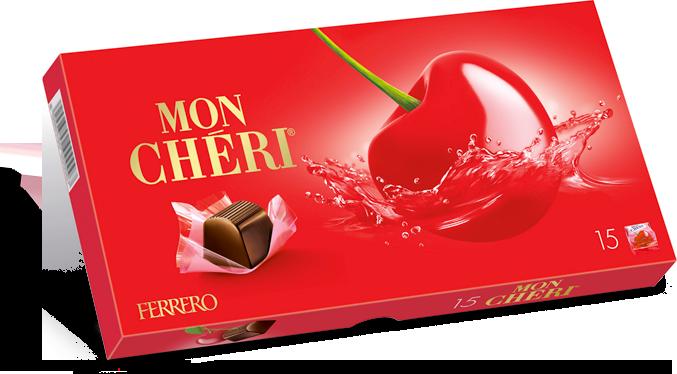 Mon Chéri - Confezione 15 praline