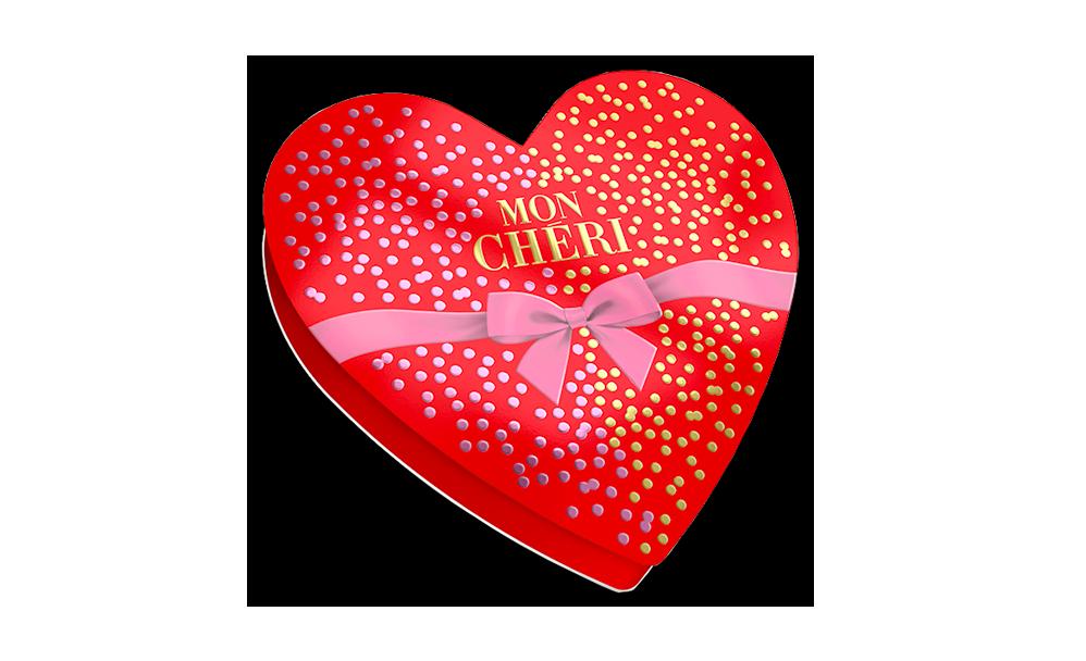 Mon Chéri - Cofanetto 14 praline San Valentino