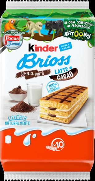 Kinder Brioss Lattecacao