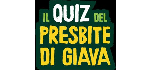 Il Quiz del Presbite di Giava