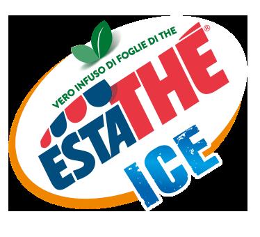 Estathé logo linea - Ice