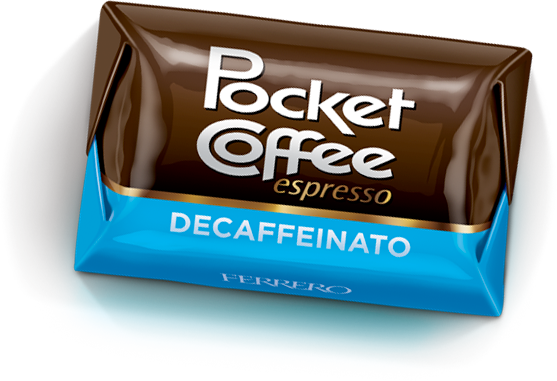 Pralina decaffeinato