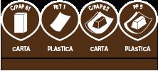 Pocket Coffee - EOU Classico T18