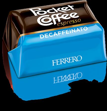 Pocket Coffee - Decaffeinato