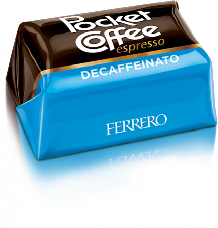 Pocket Coffee - Decaffeinato