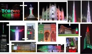 Monumenti Illuminati Italia