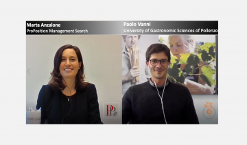 Interview with Paolo Vanni - UNISG - University of Gastronomic Sciences