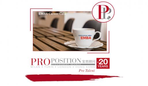 EMBA –  Café Career