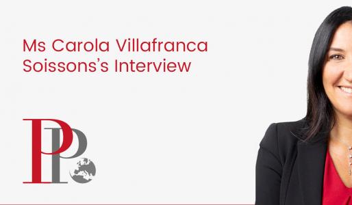 Carola Villafranca Soissons's Interview