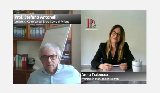 Intervista al Professor Antonelli