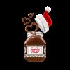 Que esta Navidad te traiga amor y Nutella